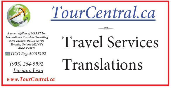 Tour Central