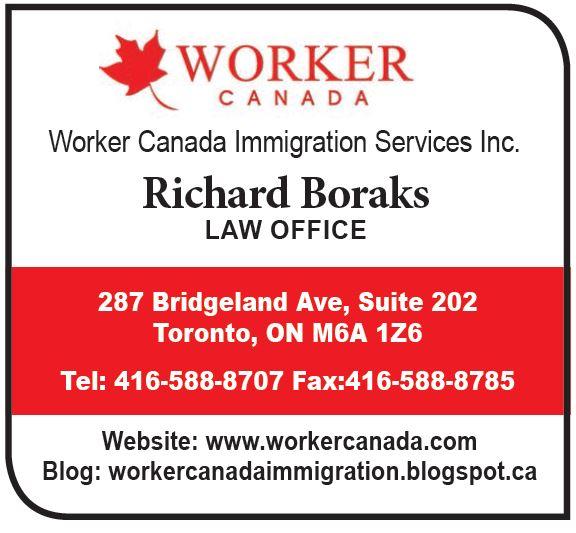 Worker Canada