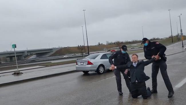 Pastor Artur Pawlowski arrested