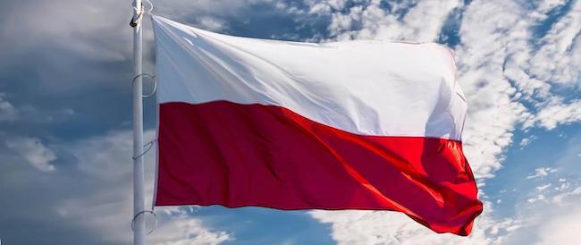 Polish Flag Polska Flaga