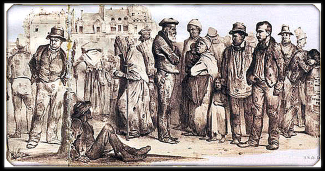 Working-Class-and-Unemployed-People-19-Century