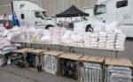 Die größte internationale Drogenbüste aller Zeiten, die von der Polizei in Toronto aufgedeckt wurde